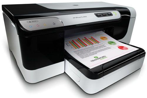Impressora HP PRO 8000 os cartuchos são mais caros que ela